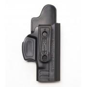 Coldre Velado em Polímero para Pistola G2C - Só Coldres