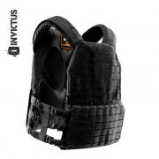 Colete Plate Carrier APOLO Invictus - Preto