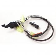 Contato de Gatilho para Gerabox V3 com Fiação Traseira - Conectores Mini Tamya - Rocket