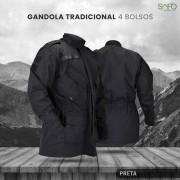 Gandola Tática Militar em Rip Stop SAFO - Preto