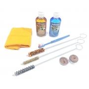 Kit de Limpeza para Armas Curtas Calibres .40 S&W / 10mm - Superdart