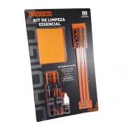 Kit de Limpeza Essencial Shotgun KE-38/9 - Calibres .38SPL/.380ACP/9MM/.357MAG