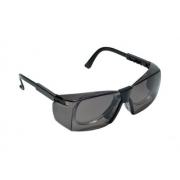 Óculos de Segurança Delta (Com Armação para Lentes) Carbografite - Cinza