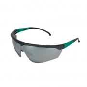 Óculos de Segurança Targa Carbografite - Cinza Espelhado