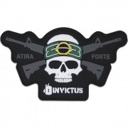 Patch Invictus - Brasil Shooter