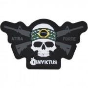 Patch Invictus - Brasil Shooter