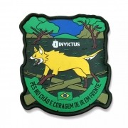 Patch Invictus - Cerrado