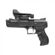 Pistola de Pressão Chumbinho 4,5mm com RedDot - Beeman