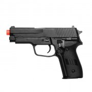 Pistola Spring P226 - Vigor  (ITEM DECORATIVO)
