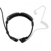 PTT para Rádio Baofeng Modelo Laringofone Reforçado com Ajuste