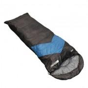 Saco de Dormir Viper 5ºC a 12ºC NTK - Preto e Azul