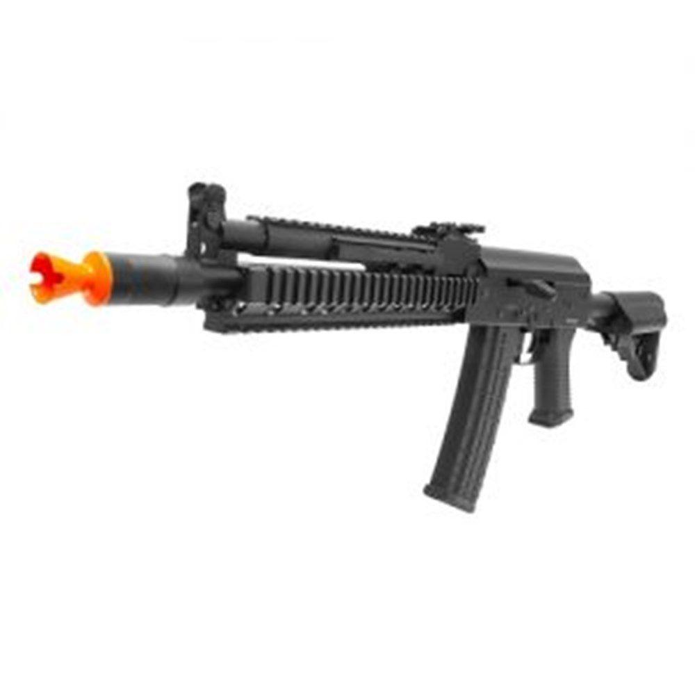 Airsoft Rifle Elétrico AEG AK-105 CM40L Full Metal - CYMA