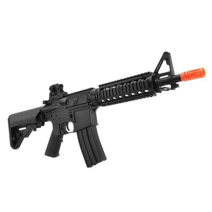 Airsoft Rifle Elétrico AEG M4 CQB RIS (CM506) - CYMA