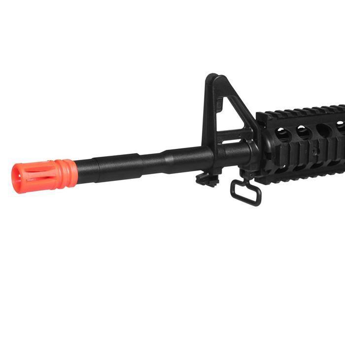 Airsoft Rifle Elétrico AEG M4 YANKEE S-1 - QGK + Bateria Lipo e Carregador