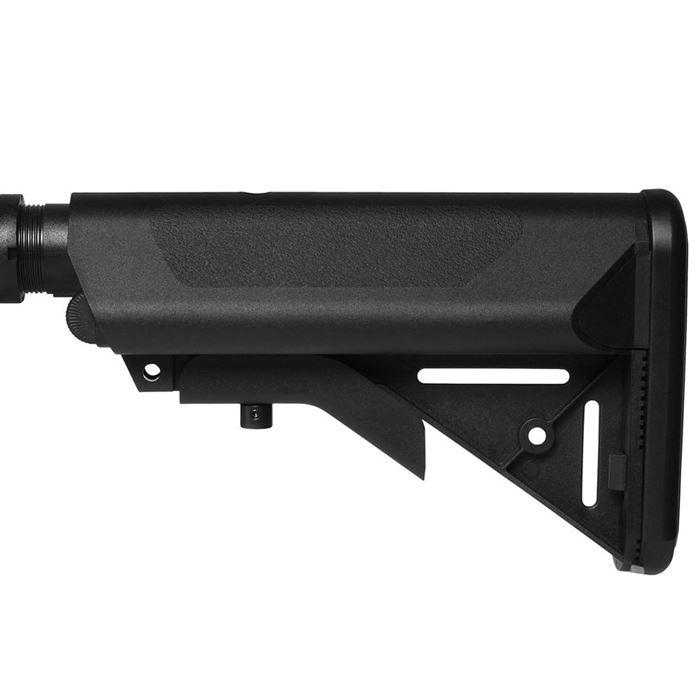 Airsoft Rifle Elétrico AEG M4 ZULU S-1 - QGK + Bateria Lipo e Carregador