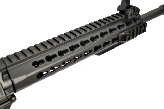 Airsoft Rifle Elétrico AEG M4A1 Custom (CM515) - CYMA