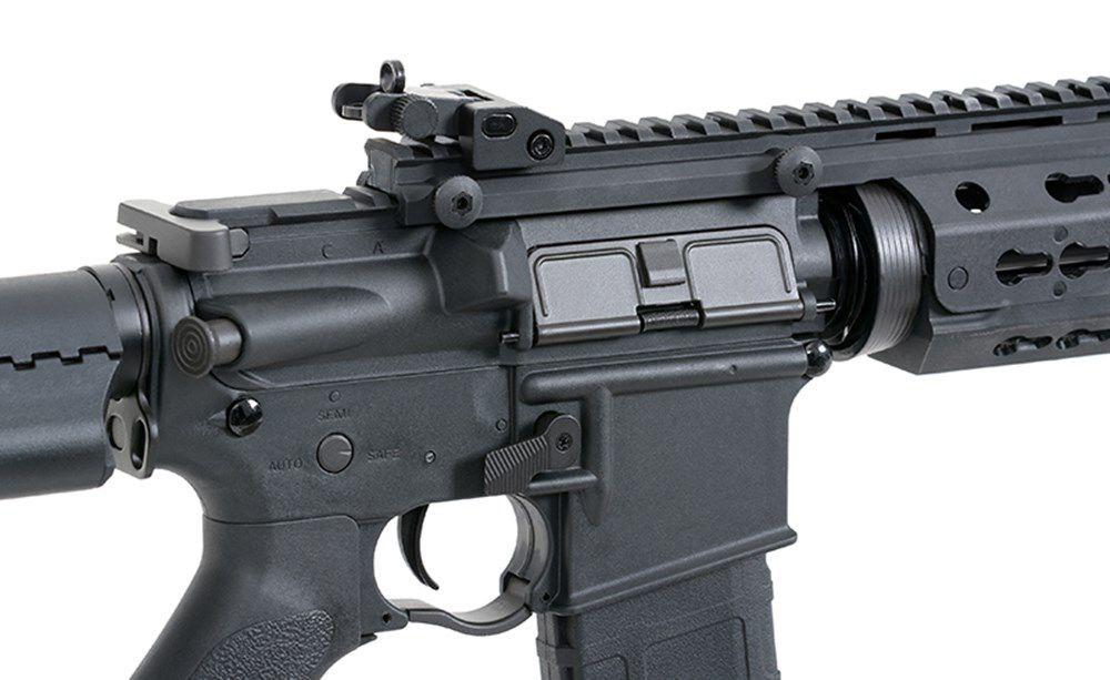 Airsoft Rifle Elétrico AEG M4A1 CUSTOM (CM619) - CYMA
