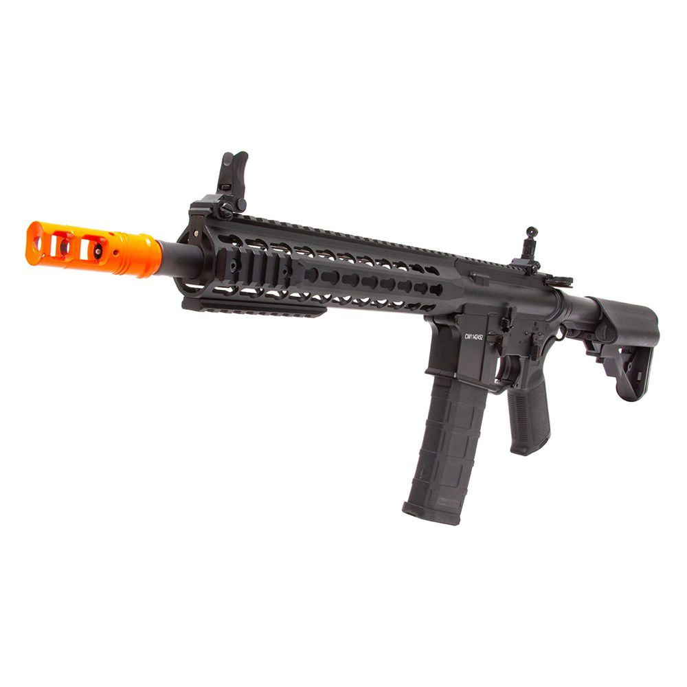 Airsoft Rifle Elétrico AEG M4A1 Full Metal CM068B - CYMA