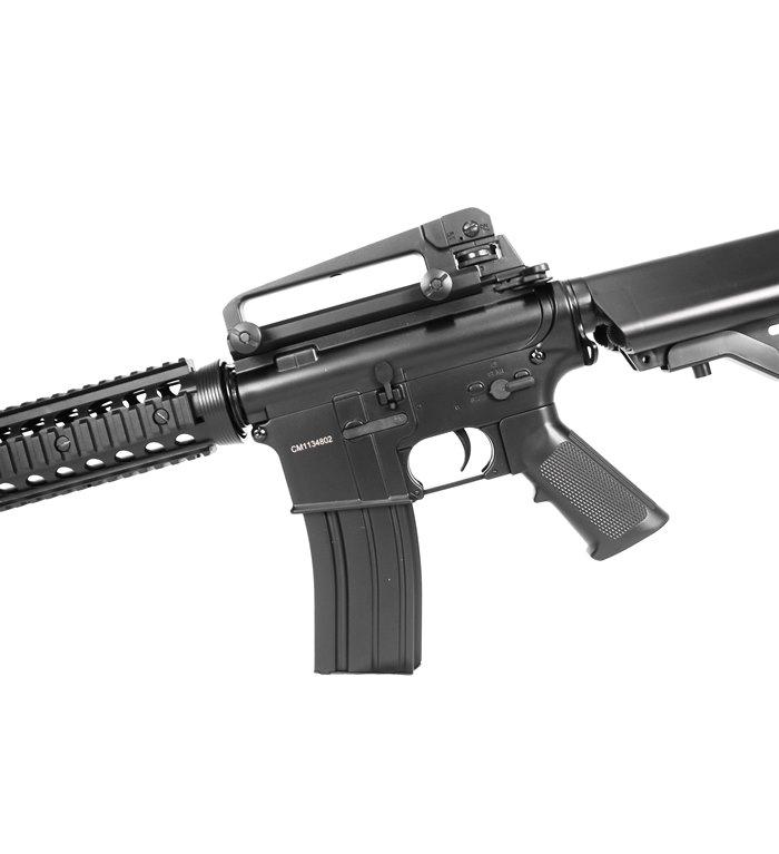 Airsoft Rifle Elétrico AEG M4A1 RIS (CM507) - CYMA