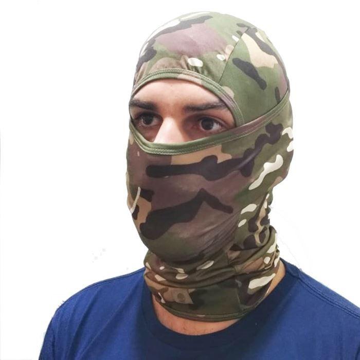 Balaclava Snake Bravo - Multicam