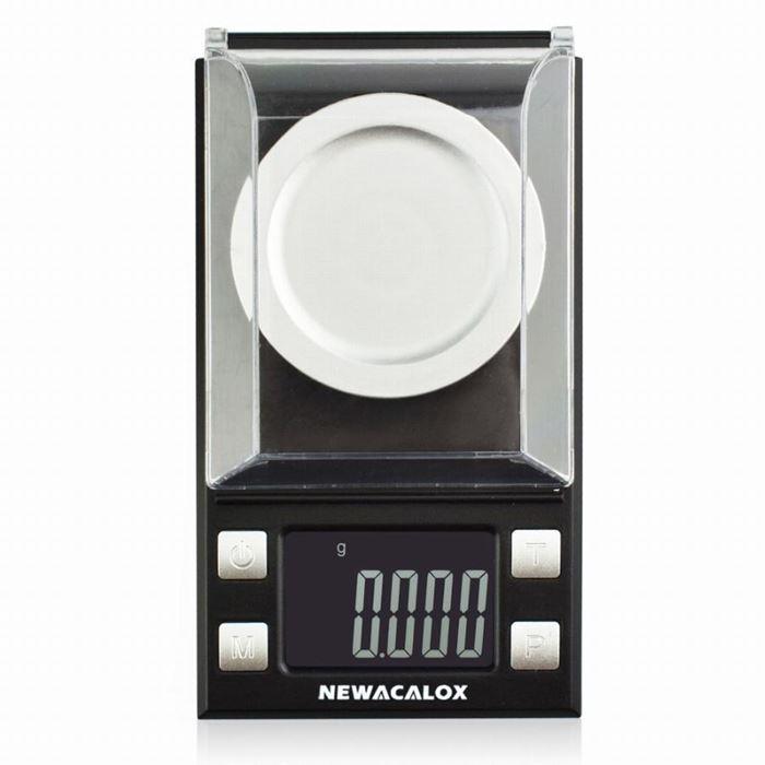 Balança de Precisão para Recarga de Munição 50/100g * 0.001g - Newacalox