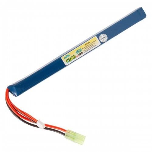 Bateria Lipo - 11.1V/3S (Pack Único) - 1300mAh - 15C - FFB-023 - Feasso