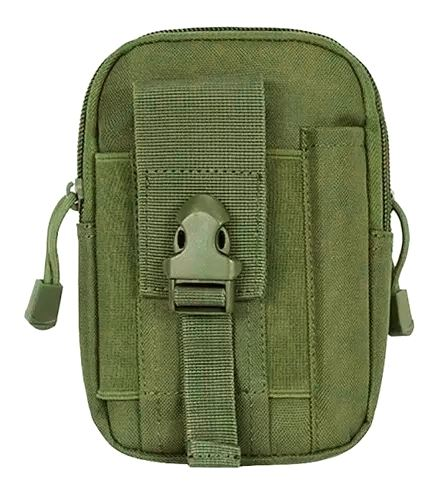 Bolso Multiuso EDC Modular Verde - Javali TG