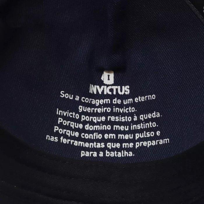 Boné Invictus Contractor - Marinho Dark