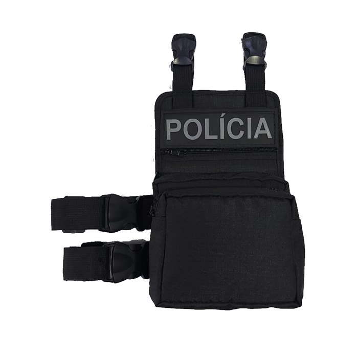 Bornal / Porta Treco com 2 Bolsos Grandes - Elite