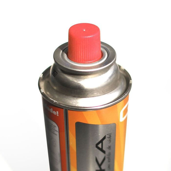 Cartucho de Gás CAMPGAS - NTK (4 UNIDADES)