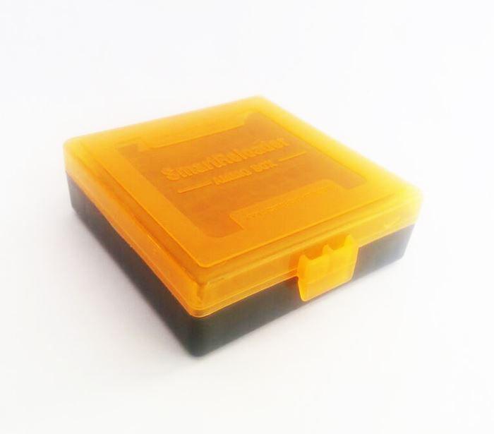 Caixa para 100 Munições .45 ACP / .40 S&W / 10mm Auto - AVB