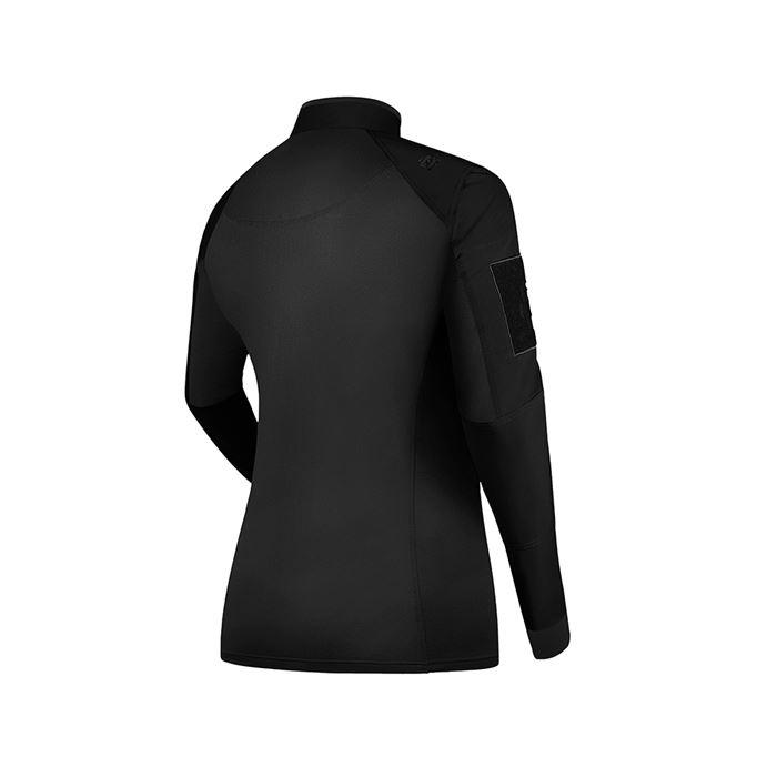 Camisa de Combate Feminina Courage 2.0 - All Black