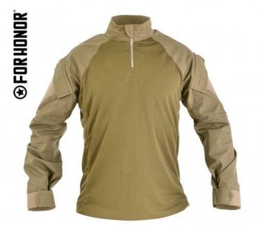 Camisa de Combate - FORHONOR - COYOTE