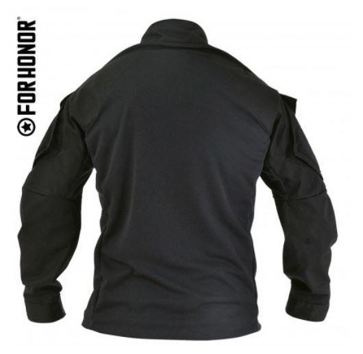 Camisa de Combate - FORHONOR - Preto