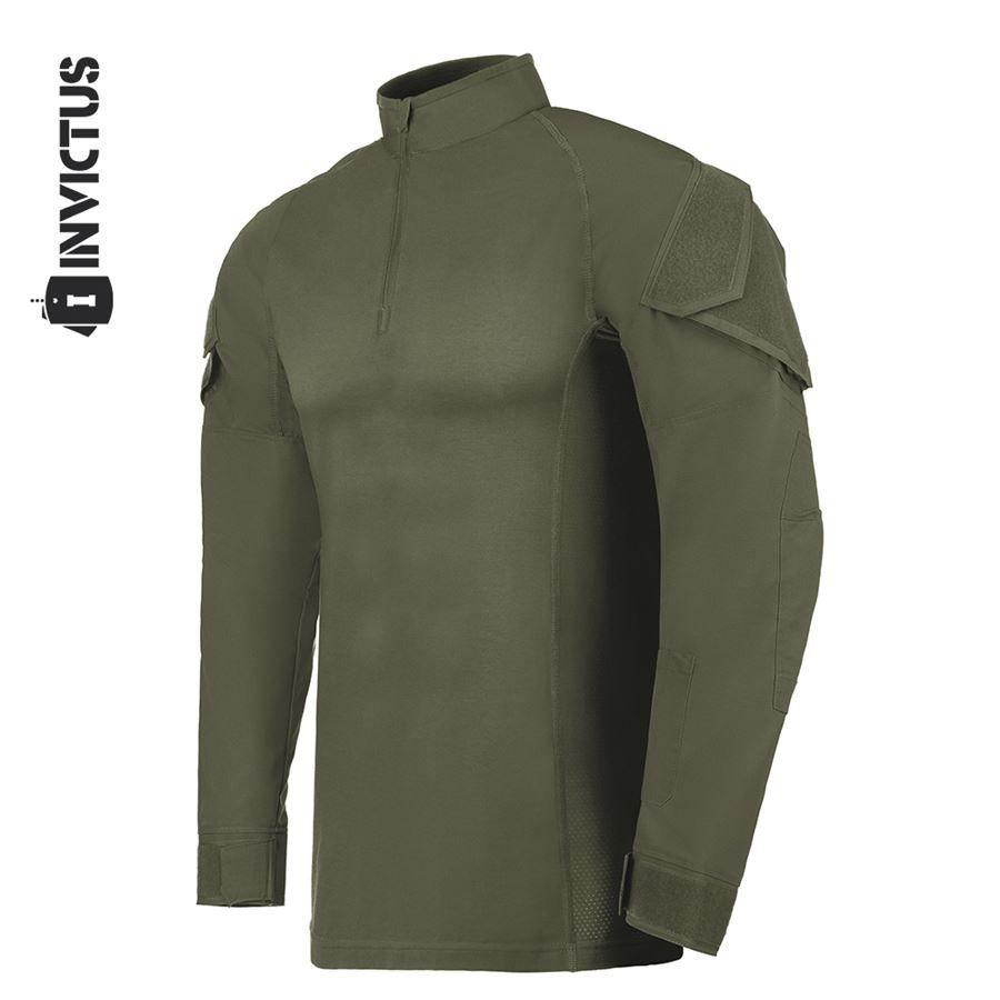 Camisa de Combate Operator Invictus - Verde Oliva
