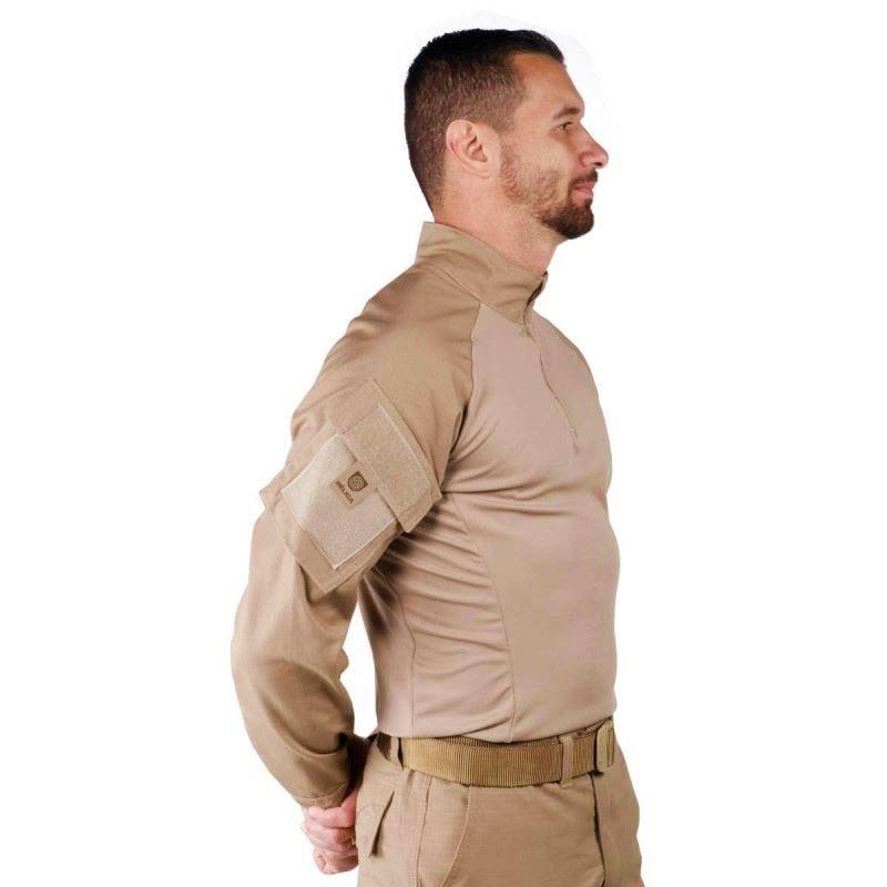 Camisa de Combate Steel Bélica - Areia