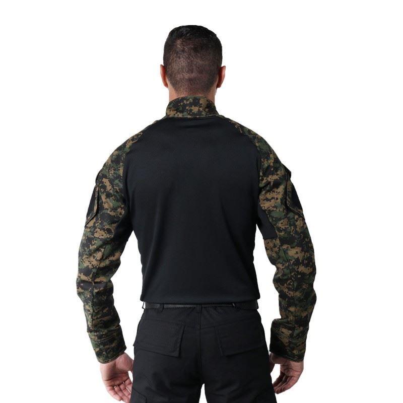 Camisa de Combate Steel Bélica - Digital Marpat