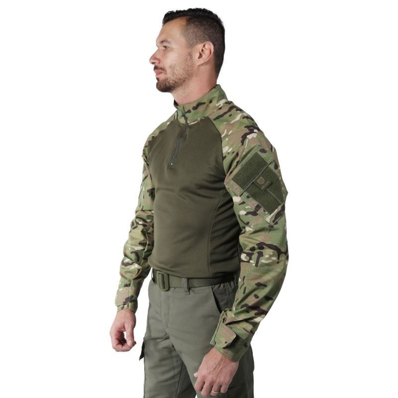 Camisa de Combate Steel Bélica - Multicam