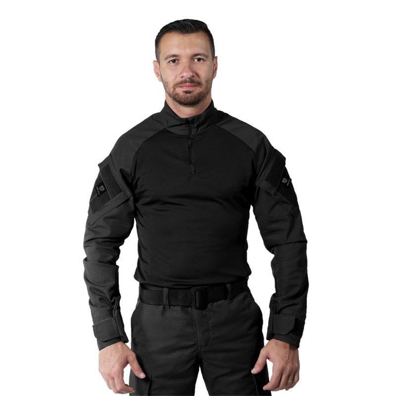 Camisa de Combate Steel Bélica - Preto