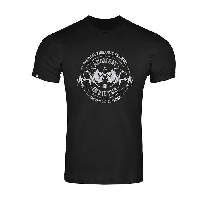 Camiseta Acombat Invictus Concept - QRV
