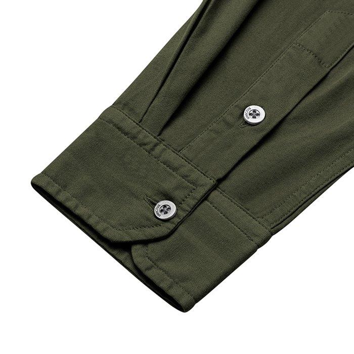 Camisa de Sarja Endurance Invictus - Verde Oliva
