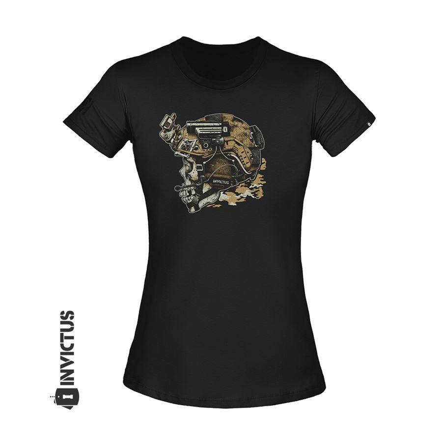 Camiseta Feminina Concept BlackJack - Invictus