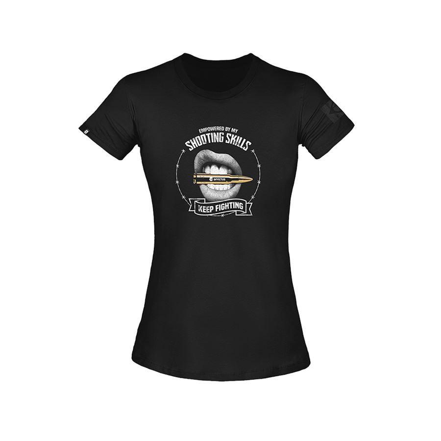 Camiseta Feminina Concept Lips - Invictus