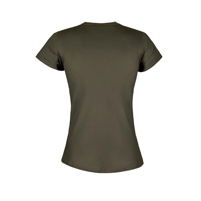 Camiseta Feminina Invictus Concept - Gigante