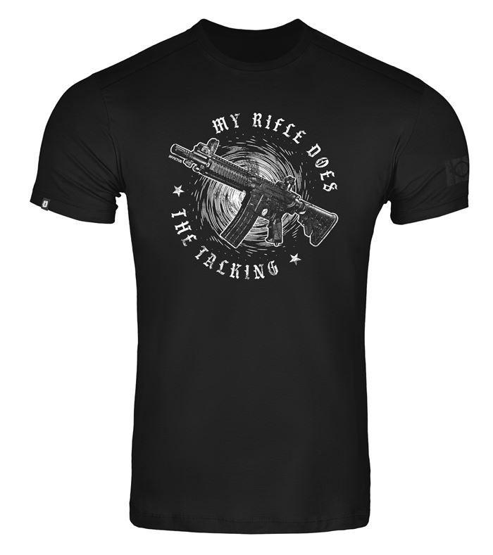 Camiseta Invictus Concept - Chat