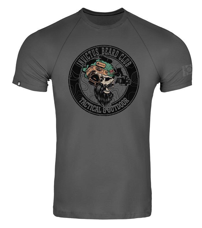 Camiseta Invictus Concept - Club