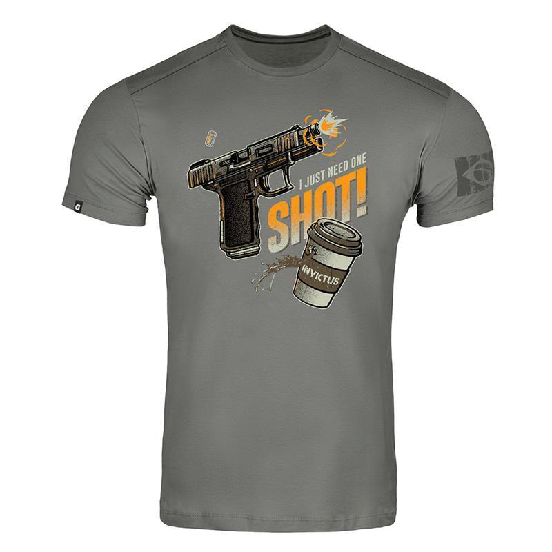 Camiseta Invictus Concept - Espresso