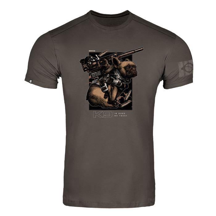 Camiseta Invictus Concept - K9