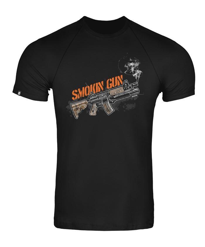 Camiseta Invictus Concept - Smoke