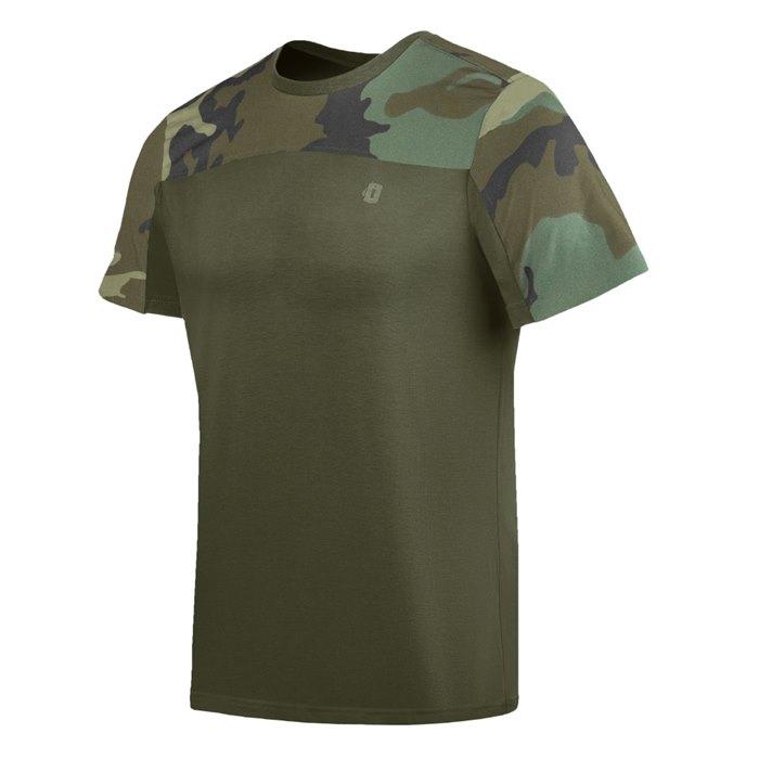 Camiseta Invictus Infantry 2.0 - Woodland